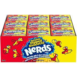 Nerds Watermelon Apple & Cherry Lemonade 47 g 36 ks Celé Balení