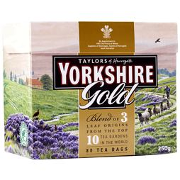 Yorkshire Gold Tea 80 ks 250 g