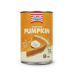 America's Finest Solid Pack Pumpkin 425 g