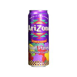 Arizona Fruit Punch Fruit Juice Cocktail 680 ml