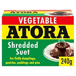 Atora Shredded Vegetable Suet 240 g