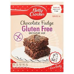 Betty Crocker Chocolate Fudge Brownie Mix Gluten Free 415 g