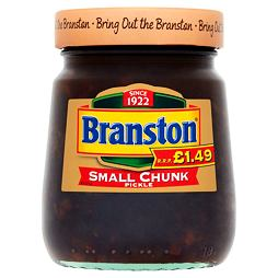 Branston Small Chunk Pickle 280 g