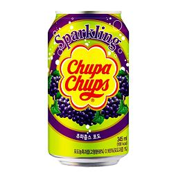 Chupa Chups Sparkling Grape Soda 345 ml