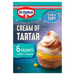 Dr. Oetker Cream Of Tartar 6x5 g