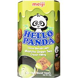 Hello Panda Matcha Green Tea 50 g