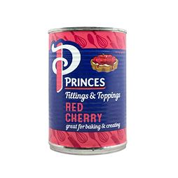 Princes Fruit Filling Red Cherry 410 g