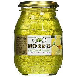 Rose's Lemon & Lime Fine Cut Marmalade 454 g