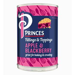 Princes Apple & Blackberry Filling 395 g
