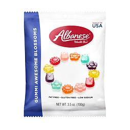 Albanese Gummi Awesome Blossoms 100 g