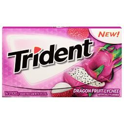 Trident Dragon Fruit Lychee 27 g