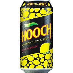 Hooch Lemon 4.0 % 440 ml