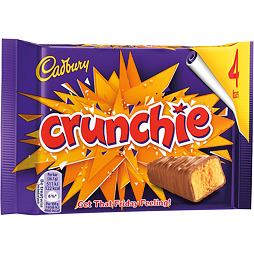 Cadbury Crunchie 4x26.1 g