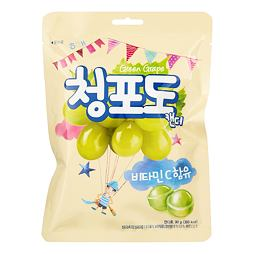 Haitai Green Grape Candy 90 g