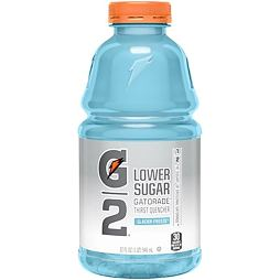 Gatorade G2 Lower Sugar Glacier Freeze 946 ml