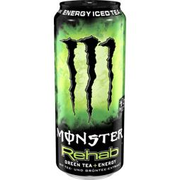 Monster Rehab Green Tea + Energy 500 ml