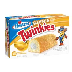 Hostess Twinkie Banana 38.5 g Celé Balení 10 ks