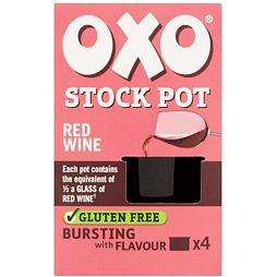 Oxo Red Wine Stock Pot 80 g
