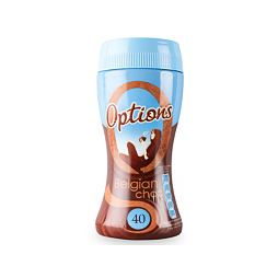 Options Belgian Hot Chocolate 220 g