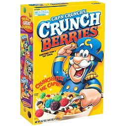 Cap'n Crunch's Crunch Berries 530 g