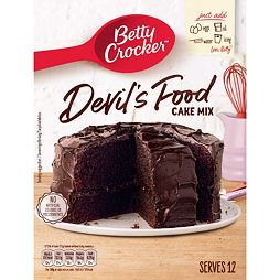 Betty Crocker Devil's Food Cake Mix 425 g