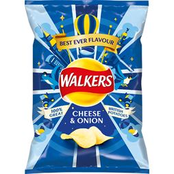 Walkers Cheese & Onion 32.5 g