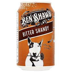 Ben Shaws Bitter Shandy 330 ml