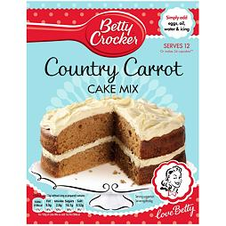 Betty Crocker Country Carrot Cake Mix 425 g