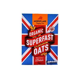 Mornflake Organic Superfast Oats 750 g