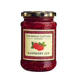 Thursday Cottage Raspberry Jam 340 g
