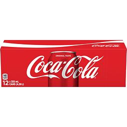 Coca-Cola Original 355 ml 12 ks Celé Balení