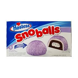 Hostess SnoBalls 298 g Box of 6