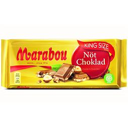 Marabou Milk Chocolate Hazelnut 250 g