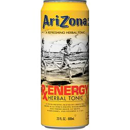 Arizona RX Energy Herbal Tonic 680 ml