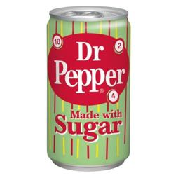 Dr Pepper Real Sugar 355 ml