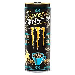 Monster Espresso Vanilla Cream Triple Shot 250 ml