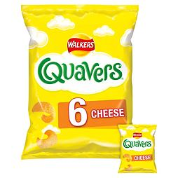 Quavers Cheese 6x16 g