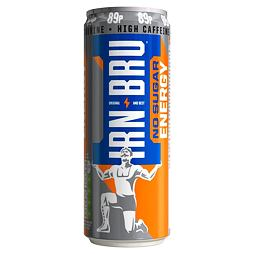 Irn-Bru Energy No Sugar 330 ml PM