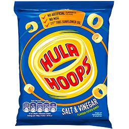 Hula Hoops Salt & Vinegar 34 g