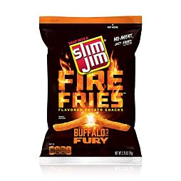 Slim Jim Fire Fries Buffalo Fury 78 g