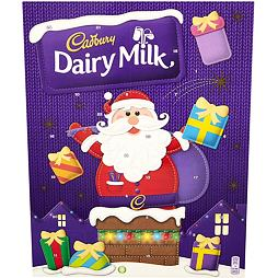Cadbury Dairy Milk Advent Calendar 90 g