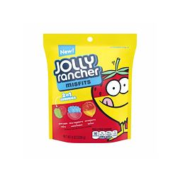 Jolly Rancher Misfits 2 in 1 Gummies 226 g