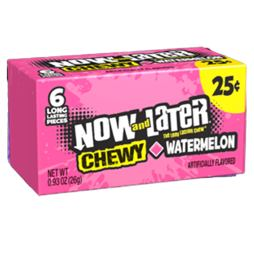 Now and Later Watermelon 26 g PM