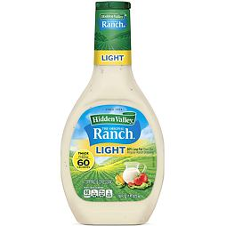 Hidden Valley The Original Ranch Dressing Light 473 ml