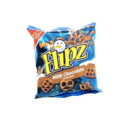 Flipz Milk Chocolate 160 g