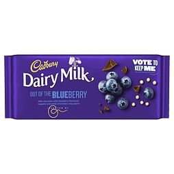 Cadbury Dairy Milk Out of the Blueberry 105 g