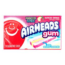 Airheads Gum Raspberry Lemonade 34 g