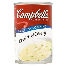 Campbell's Condensed Soup Cream of Celery 295 g