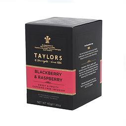 Taylors of Harrogate Blackberry & Raspberry 20 ks 40 g