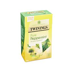 Twinings Pure Peppermint 20 ks 40 g